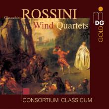 Rossini: Quartetti Per Fiati