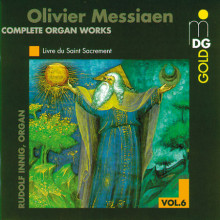 Messiaen: Opere Per Organo Vol.6