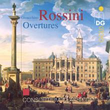 Rossini: Overture (arr. Per Fiati)