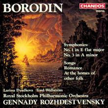 BORODIN: Sinfonie NN. 1 & 3
