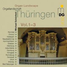 AA.VV.: Thuringen Organ Landscape