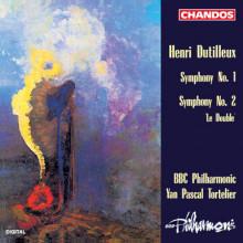 DUTILLEUX: Sinfonie NN. 1 & 2