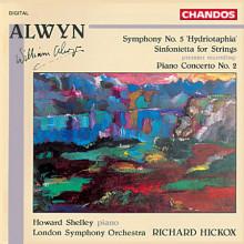 Alwyn: Sinfonia N. 5