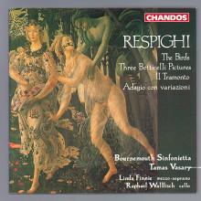 Respighi: 3 Botticelli Pictures