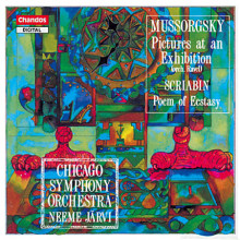 Mussorgsky: Quadri Di Un Esposizione