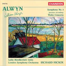 ALWYN: Sinfonia N. 3