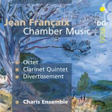 FRANCAIX: Ottetti - Quintetti - Divertisse