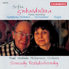 GUBAJDULINA: Sinfonia in 12 movimenti
