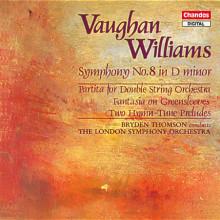 VAUGHAN WILLIAMS: Sinfonia N. 8