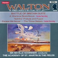 WALTON: Battle of Britain