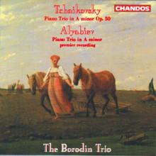 Tchaikovsky - Alyabiev: Trii