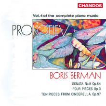 PROKOFIEV: Musica per piano Vol.4