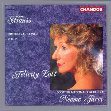 Strauss: Orchestral Songs Vol.2