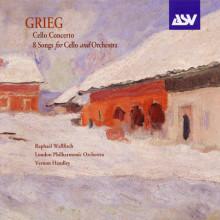 GRIEG: Concerto per violoncello e orchestra