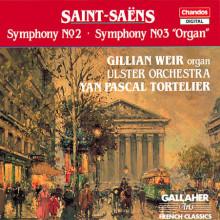 SAINT SAENS: Sinfonie NN. 2 & 3