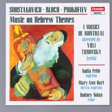 Shostakovich - Bloch: Musica Su Temi Ebrai