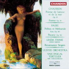 Chausson - Faure: Musica Orchestrale