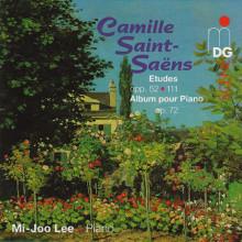 SAINT - SAENS: Etudes op. 52 & 111 - Album