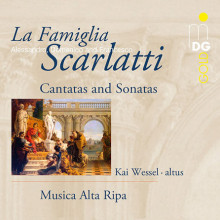 LA FAMIGLIA SCARLATTI: Cantate e Sonate
