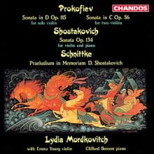 Prokofiev: Sonata Per Violino