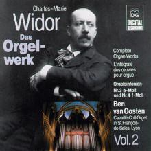 WIDOR: Opere per organo Vol. 2