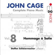 CAGE: Integrale musica per piano Vol. 8