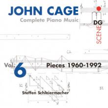 CAGE: Integrale musica per piano Vol. 6