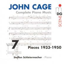 CAGE: Integrale musica per piano Vol. 7