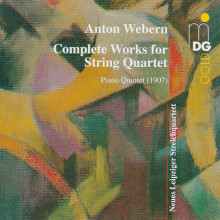 WEBERN: Complete String Quartets