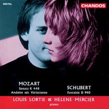 MOZART / SCHUBERT: Duetti per piano