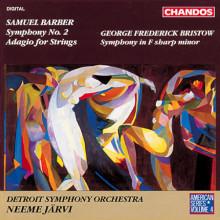 Barber - Bristow: Sinfonia N.2