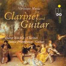 AA.VV.: Virtuoso Music for Clarinet