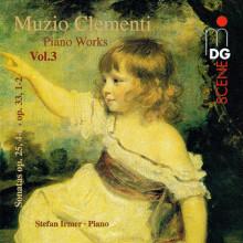CLEMENTI: Opere per piano Vol.3