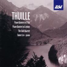 THUILLE: Quintetti per piano