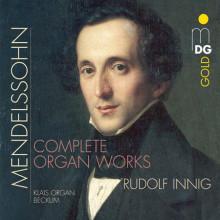 MENDELSSOHN: Complete Organ Works (4CD)
