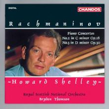 RACHMANINOV: Concerti per piano NN.2 & 3