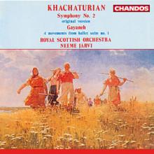 KHACHATURIAN: Sinfonia N. 2