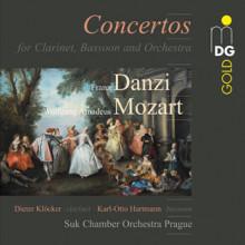 AA:VV.:Concerti per clarinetto e fagotto