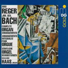REGER - J.S. BACH: Arrangiamenti x organo
