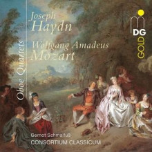 Haydn - Mozart: Quartetti Per Oboe