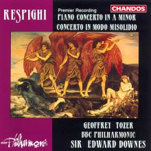 RESPIGHI: Concerto per piano