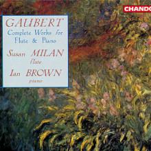 GAUBERT: Integrale della musica per flauto