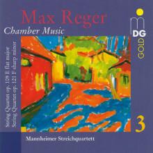REGER: Musica da camera Vol.3