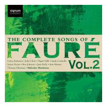 Faure': The Complete Songs - Vol.2