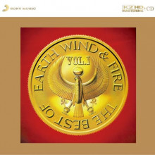 EARTH WIND & FIRE : The best of Earth - Wind & Fire