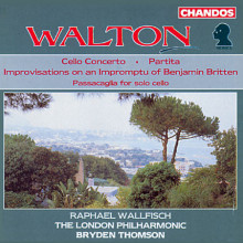 Walton: Concerto Per Violoncello
