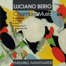BERIO: Serenata I - O King -  Linea