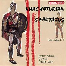 Khachaturian: Suites Spartacus
