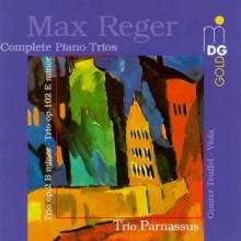 REGER: Complete Piano Trios - op. 2 & 102