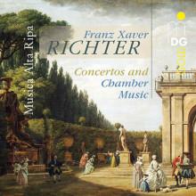 RICHTER F.X.:Concerti e opere da camera